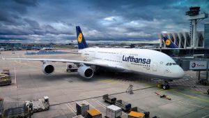 was aber eine bergeordnete wichtigkeit besitzt ist dass du ein wirklich ausgeprgtes interesse an der luftfahrtbranche hast viele beschftige in der - Bewerbung Lufthansa